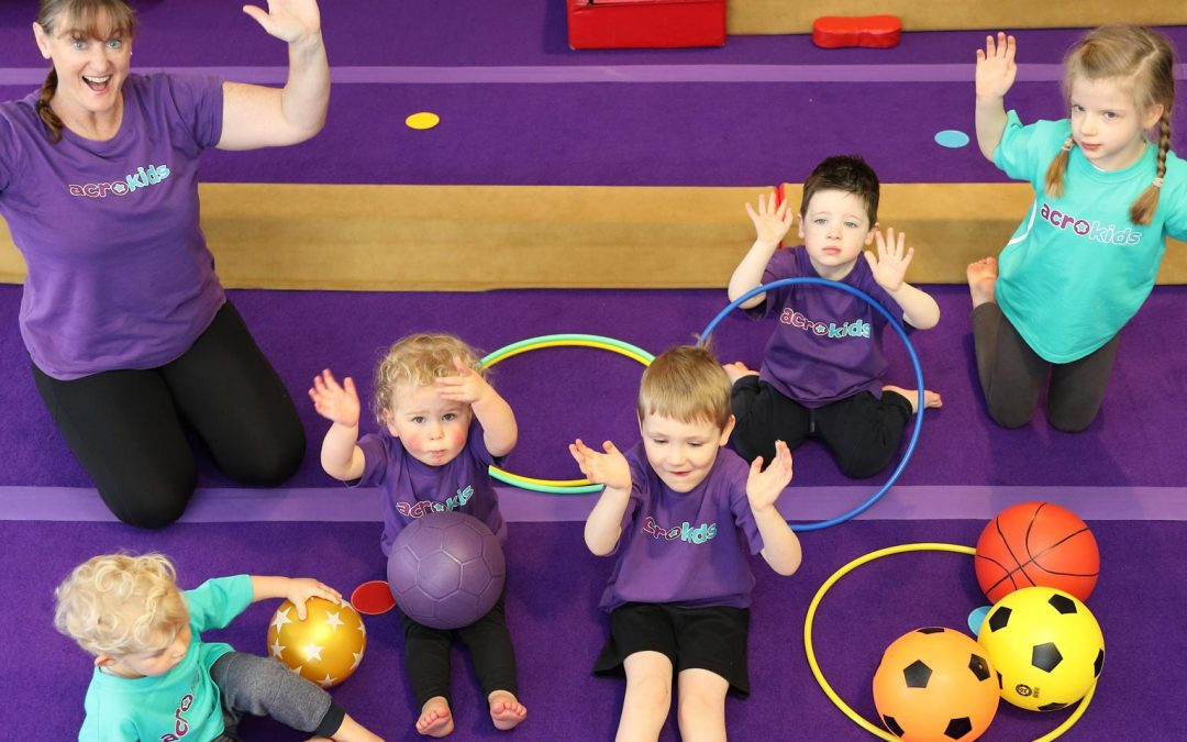 How Gross Motor Development Impacts Cognition in Kids